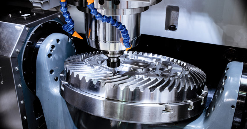 Why Choose the 5-Axis CNC Machining Services?